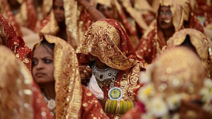 В Индии сексуальные отношения приравняли к браку