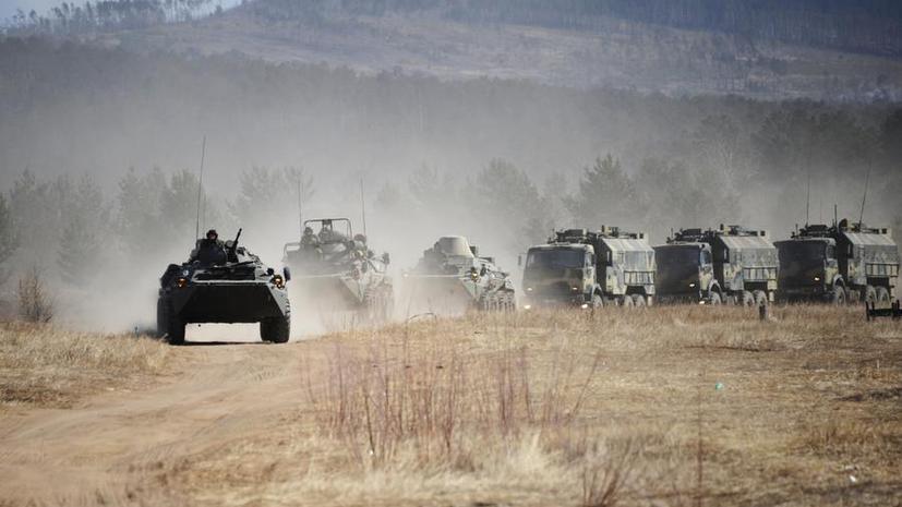 Минобороны РФ: Россия ни на кого не собирается нападать