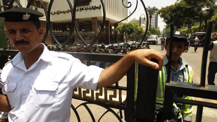 Шесть экс-чиновников кабинета Муамара Каддафи задержаны в Египте
