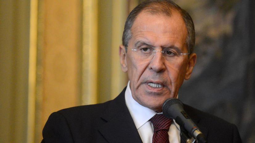 Сергей Лавров проведёт в Тегеране переговоры по Сирии и иранской ядерной программе