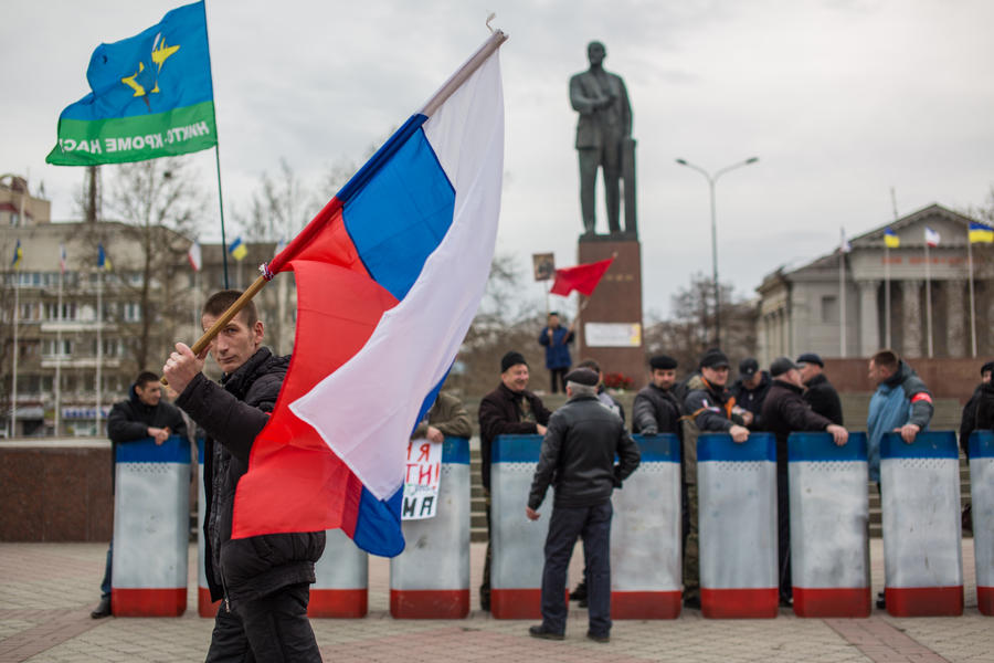 Парламент Крыма: Власти в Киеве готовят почву для силового вмешательства
