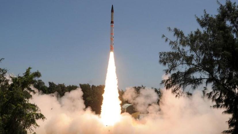 Пентагон отложил испытания баллистической ракеты, чтобы не провоцировать КНДР