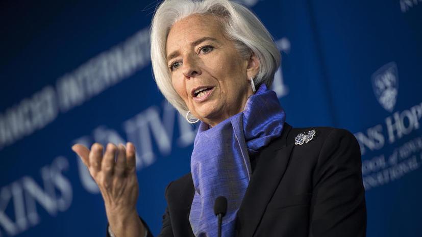 Глава МВФ: Без помощи России экономика Украины двигалась бы в никуда