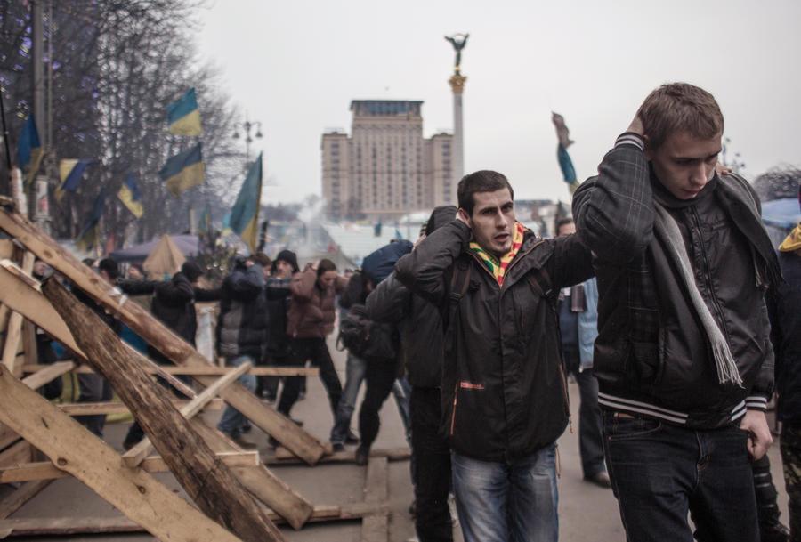 Генпрокуратура Украины: В Киеве за ночь были похищены более 50 человек