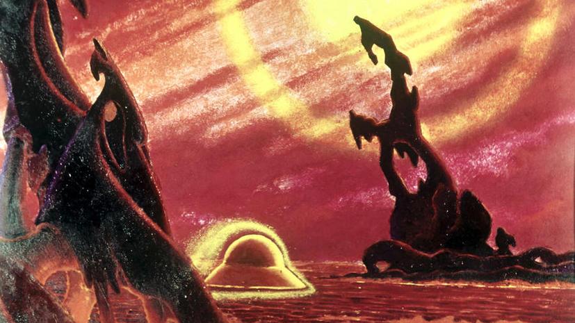Ученые выяснили, как из благоухающего оазиса Венера превратилась в безводную пустыню