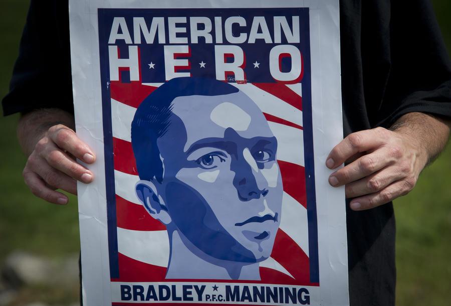 Брэдли Мэннинг отказался признать вину в обмен на смягчение приговора