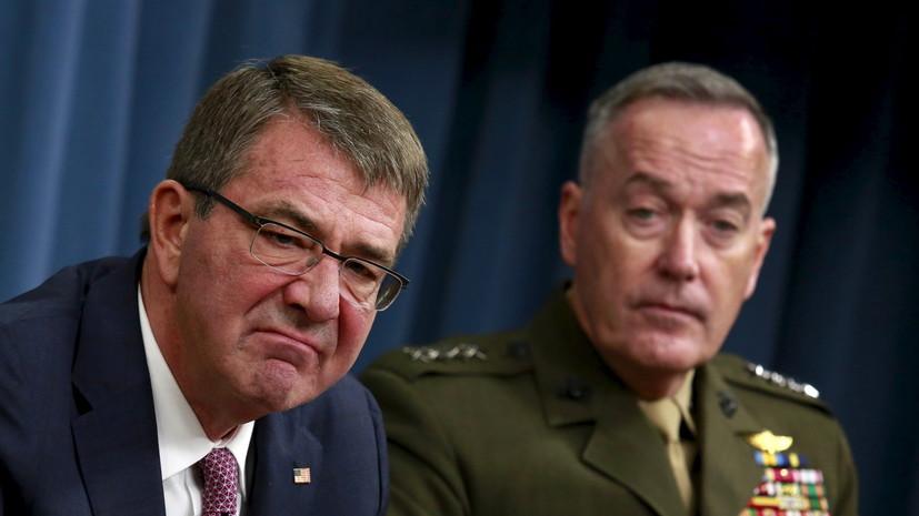Бюджет Пентагона растёт на жалобах о «российской угрозе»