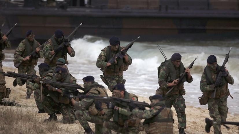 WSJ: НАТО намерено «устрашить Россию», перебросив к её рубежам 4 тыс. военных