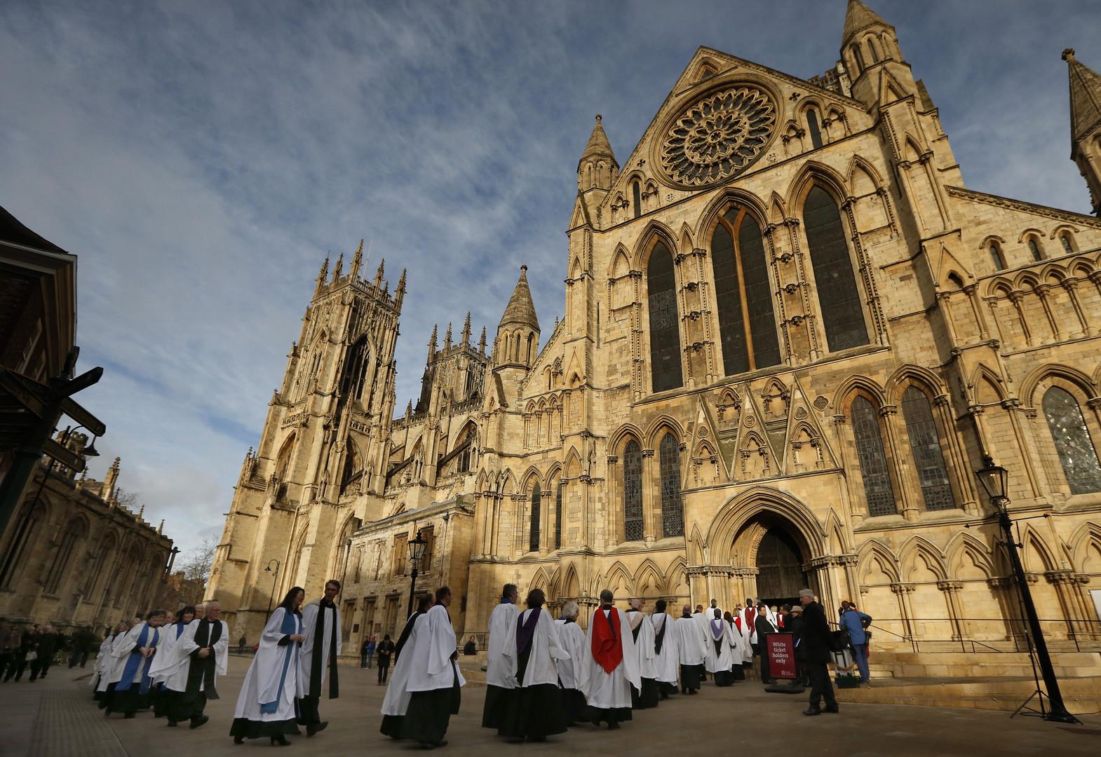 Боже, храни ЕС: церковь Англии выпустила молитву к референдуму о членстве в Евросоюзе