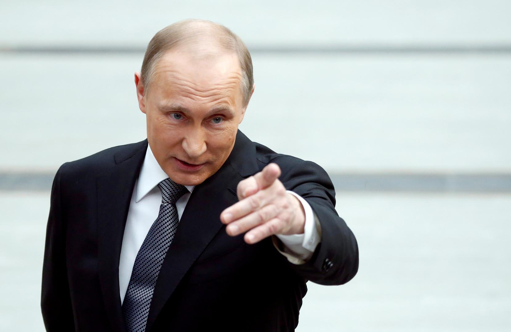 Когда Путин зол: как президент РФ распекает нерадивых подчинённых