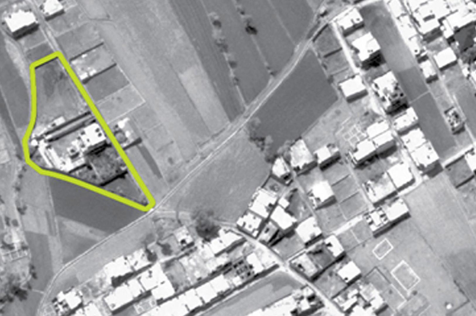 Место, где, предположительно, был убит Усама бен Ладен. Пакистан
