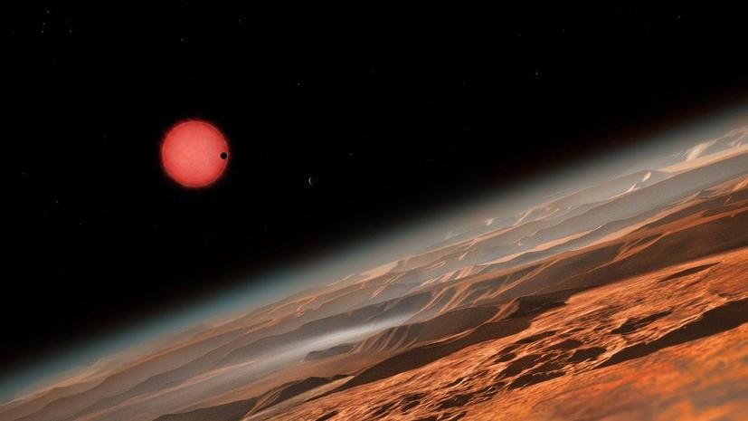 Учёные обнаружили три потенциально пригодные для жизни планеты