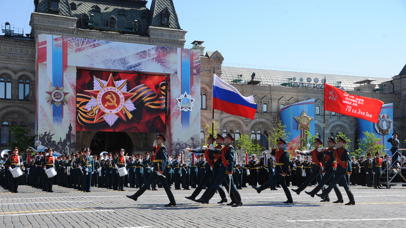 Стань участником парада Победы: RT представляет лучшие видео 360° с Красной площади