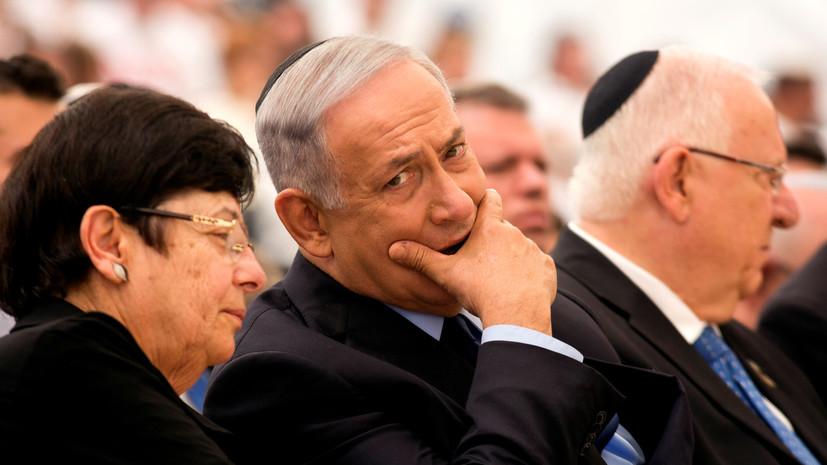 #СпросиНетаньяху: как провалилась попытка премьера Израиля провести прямую линию в Twitter