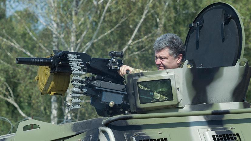 Тюнинг, импорт, антиквариат: чем гордится украинский ВПК