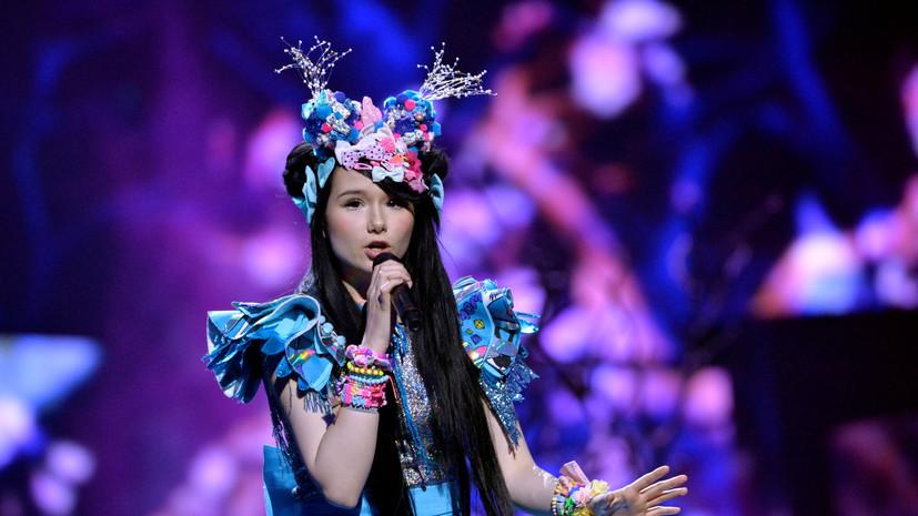 Самые экстравагантные артисты на Евровидении-2016