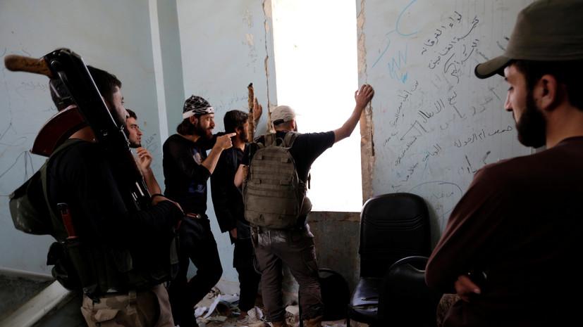 Братья по оружию: в распоряжение RT попали документы о связях сирийской оппозиции с ИГ