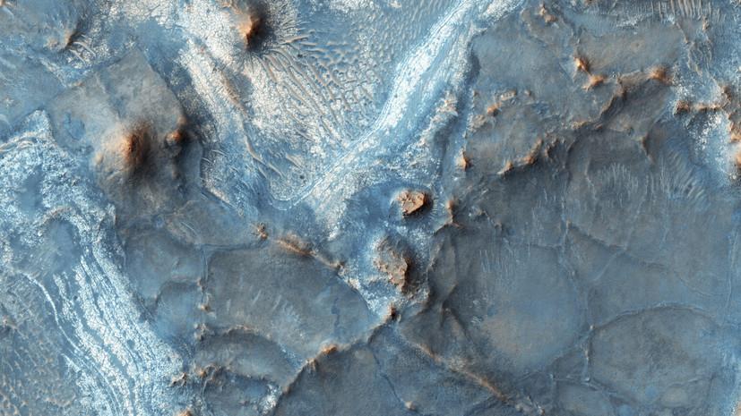Марс атакуют: Учёные нашли на планете следы гигантского цунами