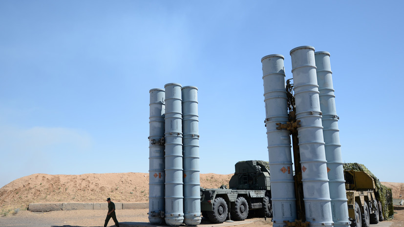 С-300 в Иране: кто боится российских ЗРК