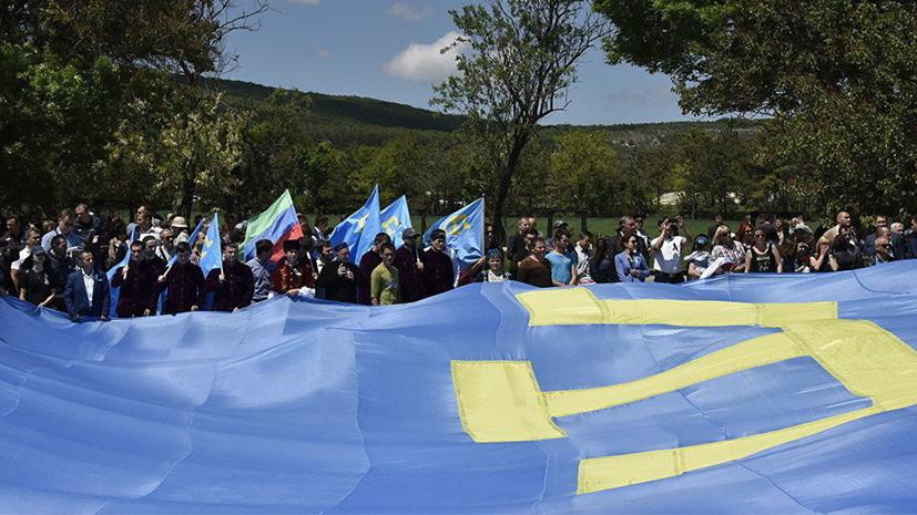 Трудности перевода: МИД РФ ждёт от Euronews извинений за сюжет о депортации крымских татар