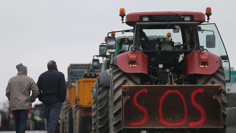 France Agricole: Европейские фермеры ждут снятия российского продэмбарго