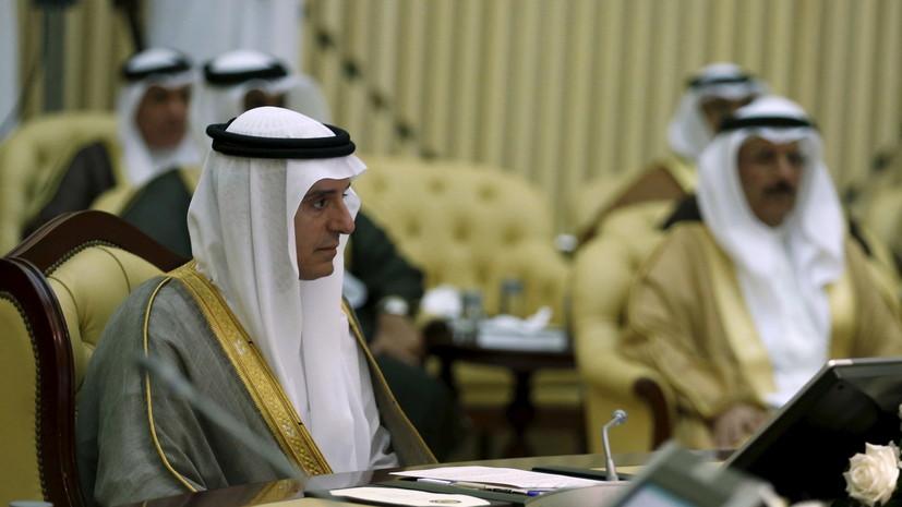 Глава МИД Саудовской Аравии: Мы не поддержим производителей с высокими ценами на нефть