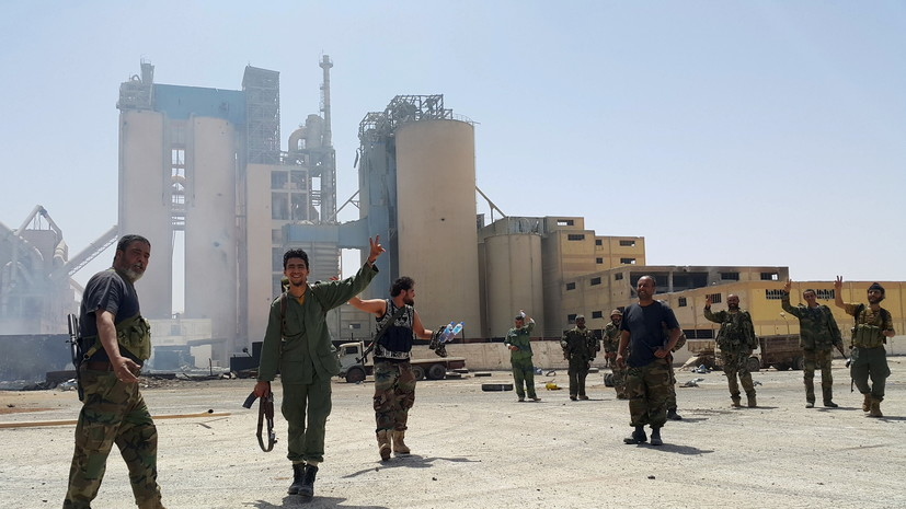Пришли за Ливией: готовит ли НАТО новую операцию?