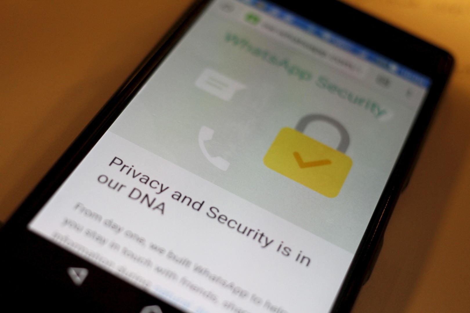 Пароль мне нужен: Бразилия против WhatsApp и другие злоключения личных данных