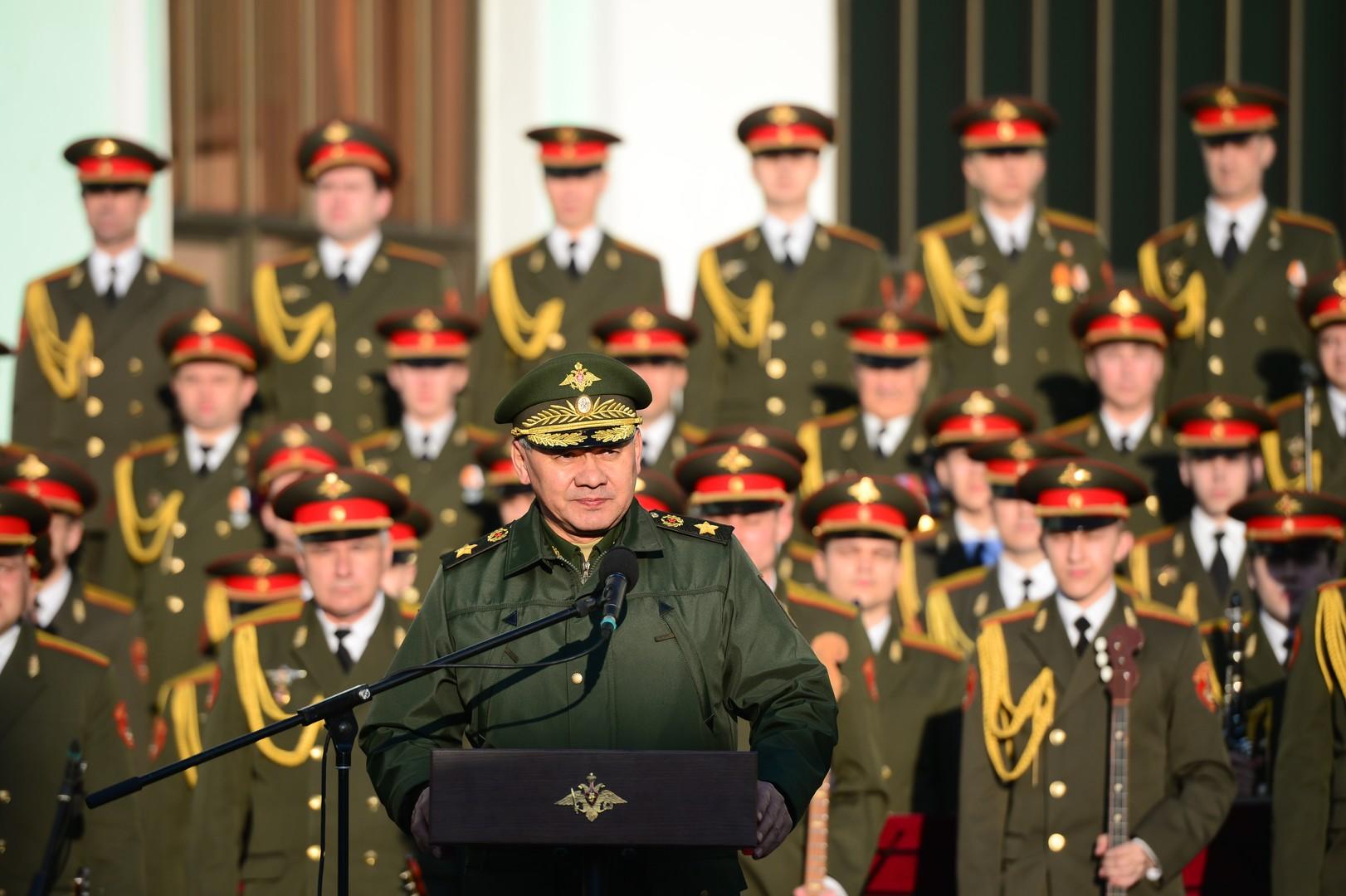 Сергей Шойгу: В состав российского флота войдут шесть новых фрегатов