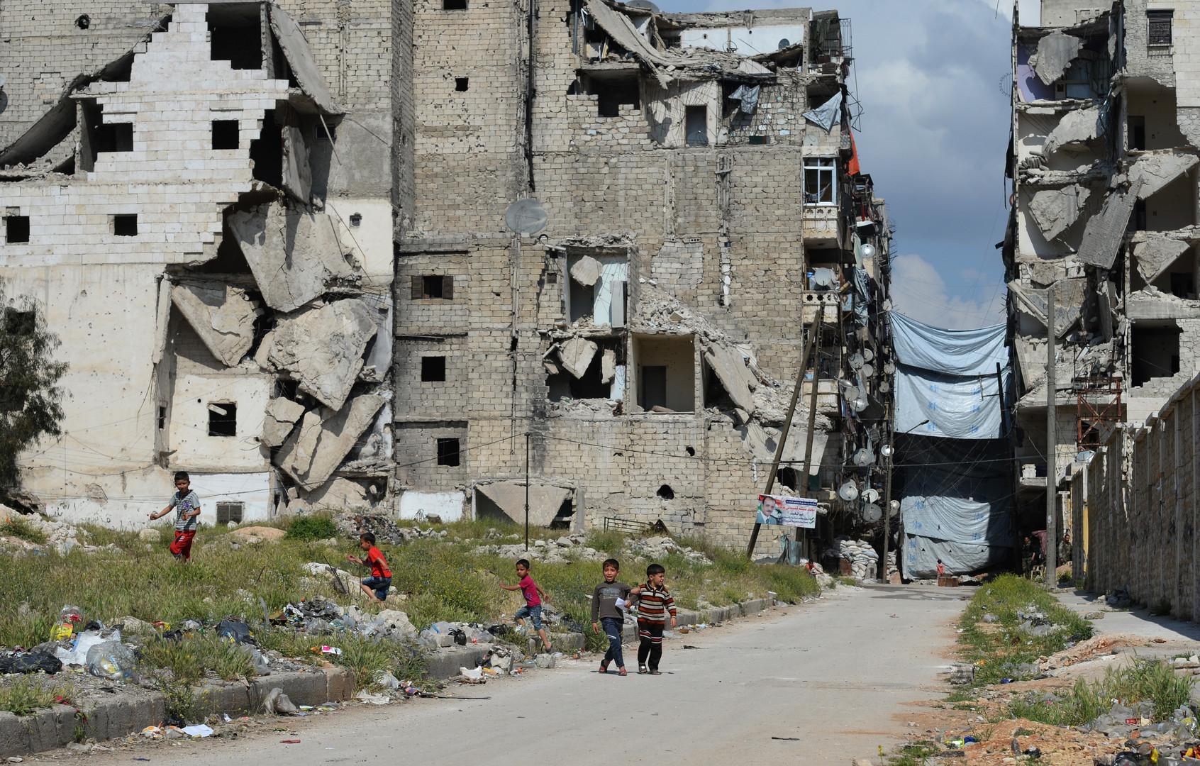 США поддержали предложение РФ о введении режима тишины в Алеппо