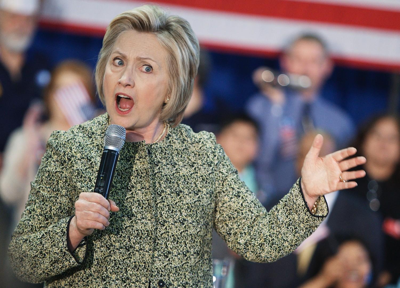 #ДолойХиллари: пользователи Twitter обрушились на кандидата в президенты США