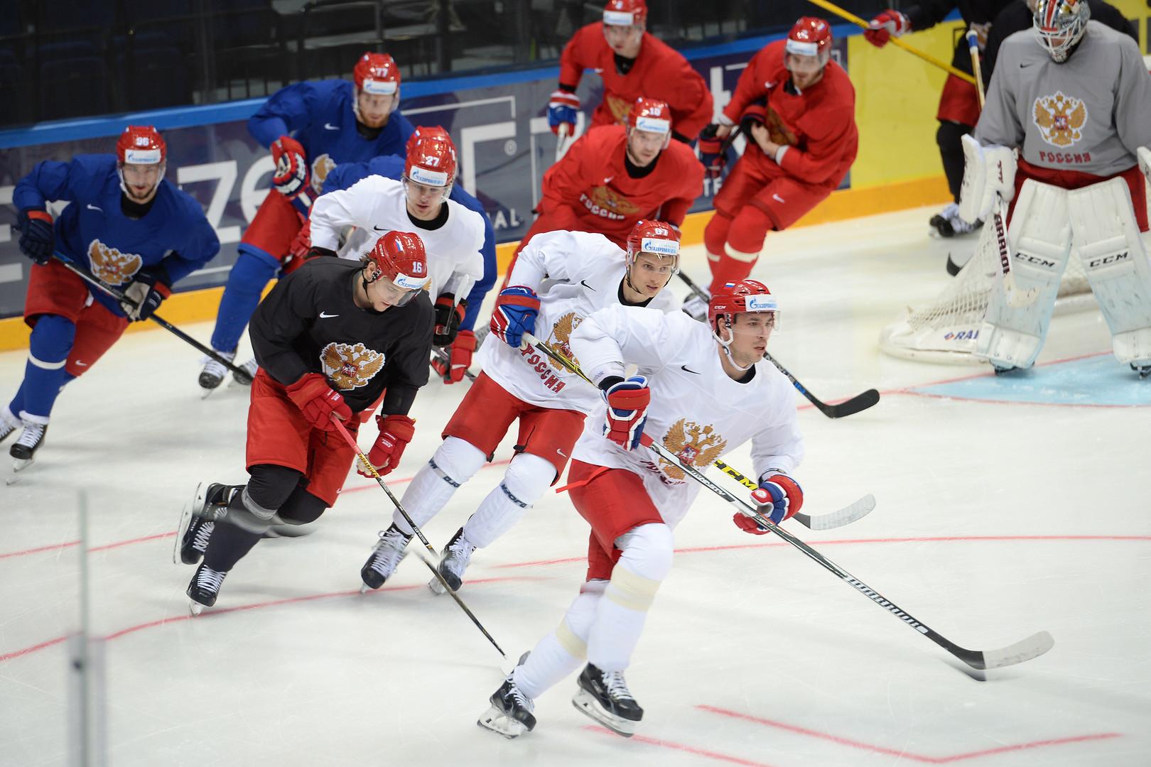 За проигрыш в Сибирь не ссылали: немецкие СМИ развеяли мифы о российском хоккее