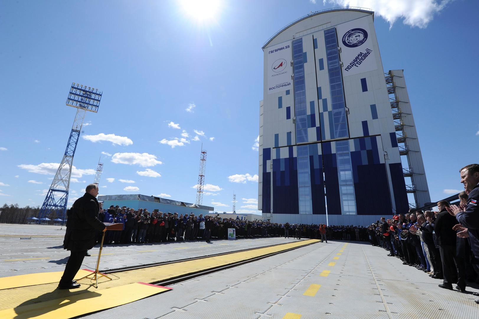 El Mundo: Россия успешно возрождает программу космических исследований