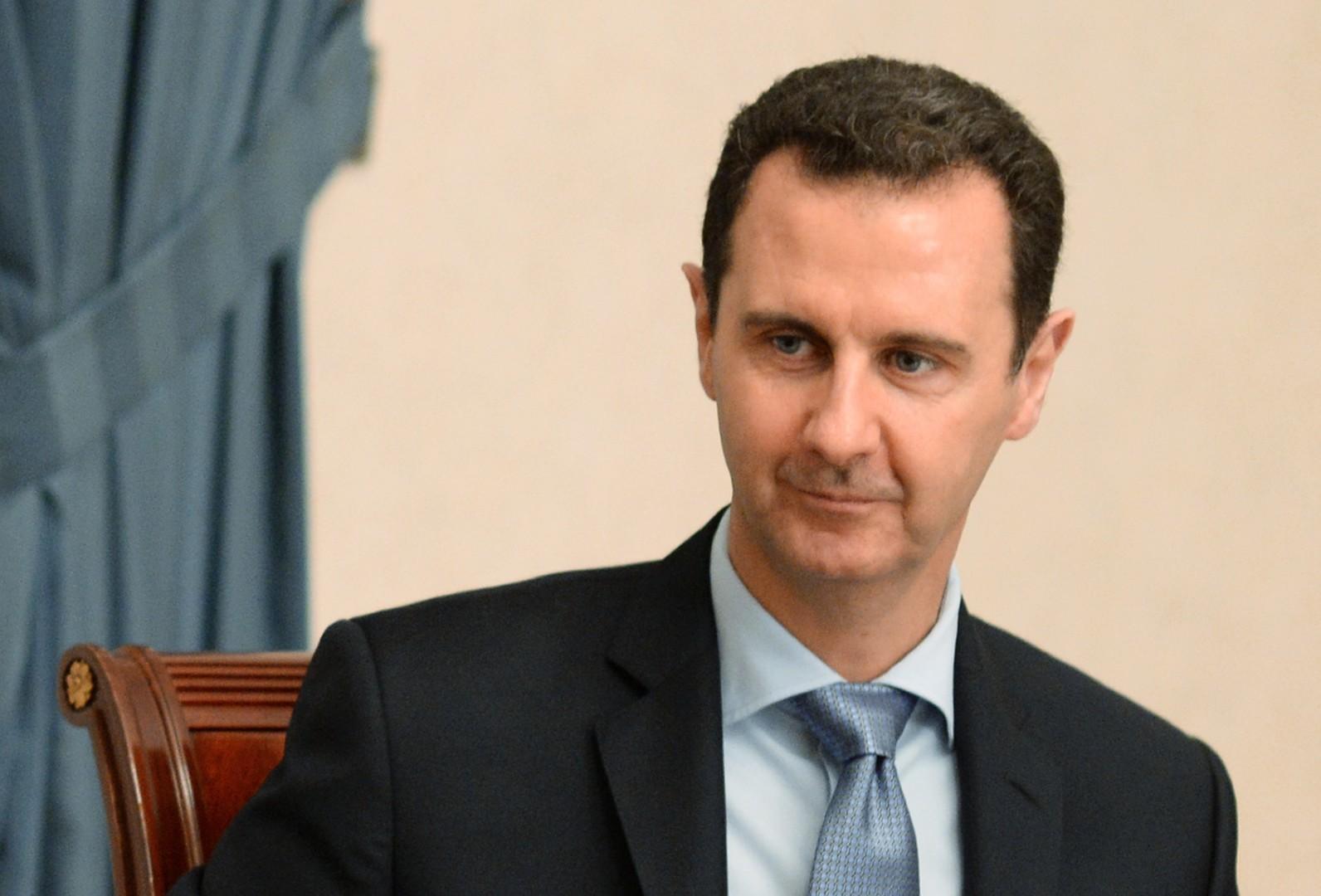The Hill: В Вашингтоне признали, что давление на Асада не работает