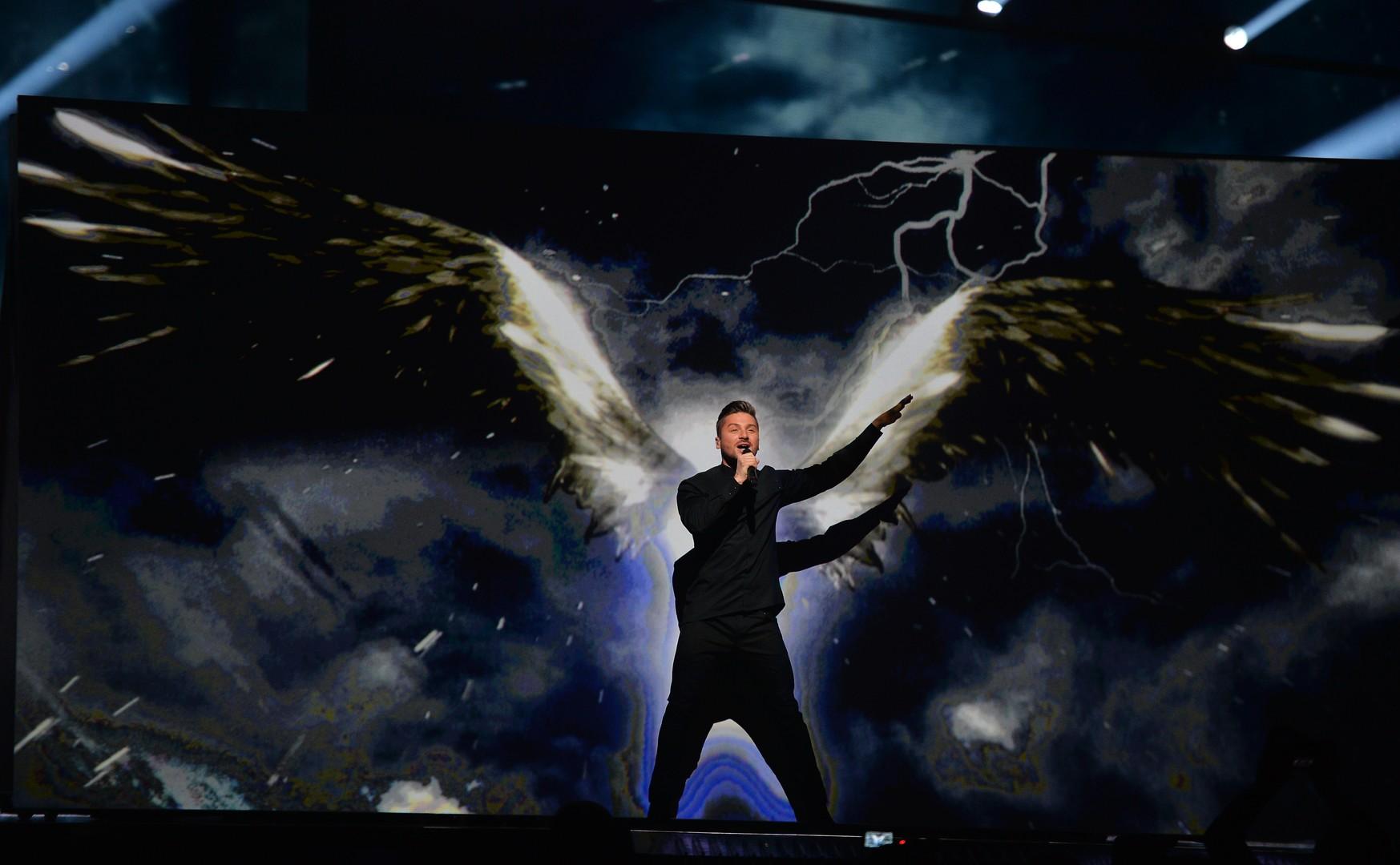 Финал «Евровидения-2016» — хроника событий