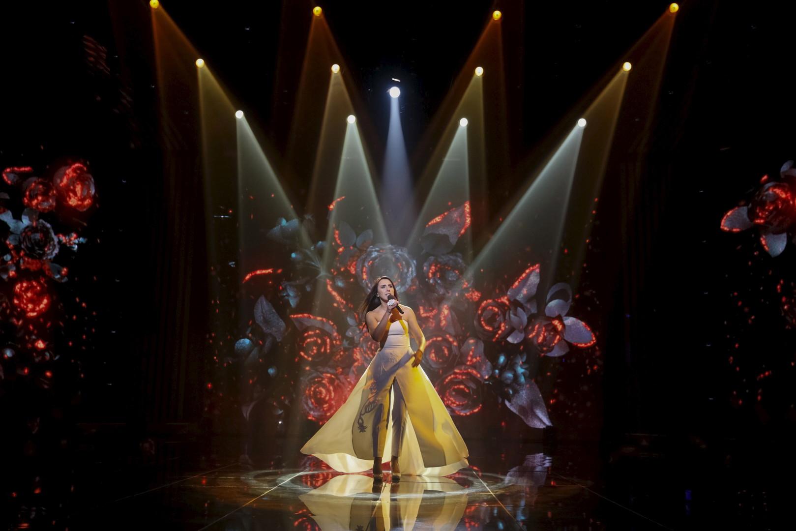 Победительницей «Евровидения» стала украинская исполнительница Джамала