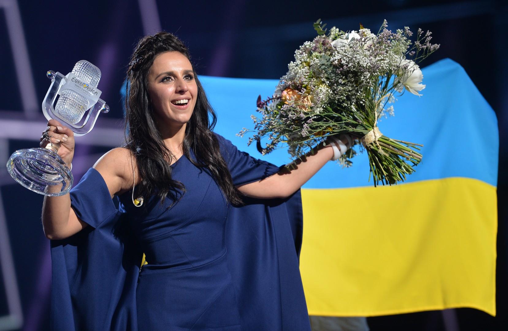 В Киеве посчитали победу Джамалы признаком того, что Крым будет украинским