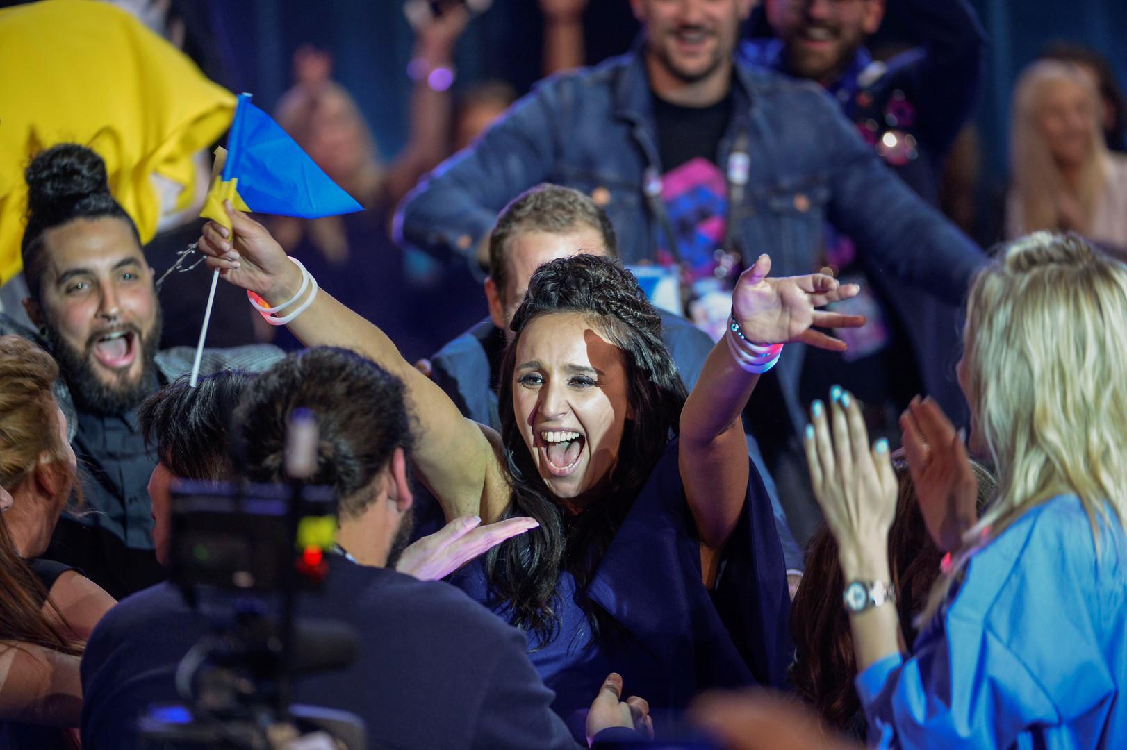 «Политическая украинская песня побеждает на «Евровидении»: СМИ о результатах конкурса