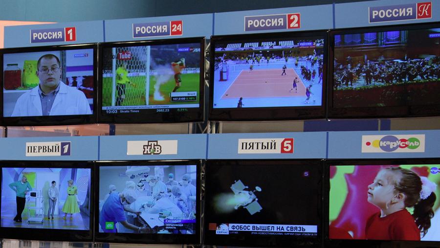 Американский аналитик: В России телевидение оказалось не таким однобоким, как в США