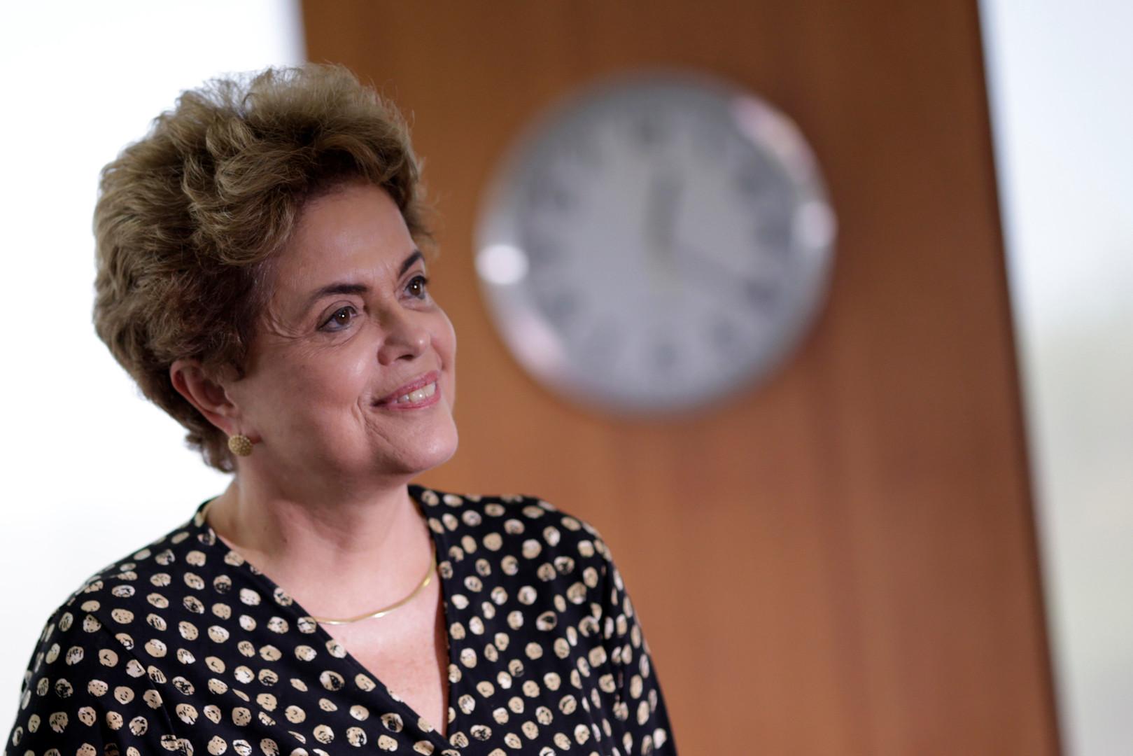 Дилма Русеф в интервью RT Spanish: Я продолжаю бороться