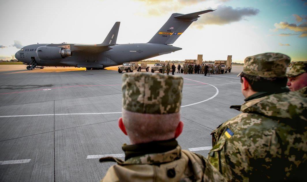 Украине — оружие, Европе — войска: конгресс принял оборонный бюджет Пентагона