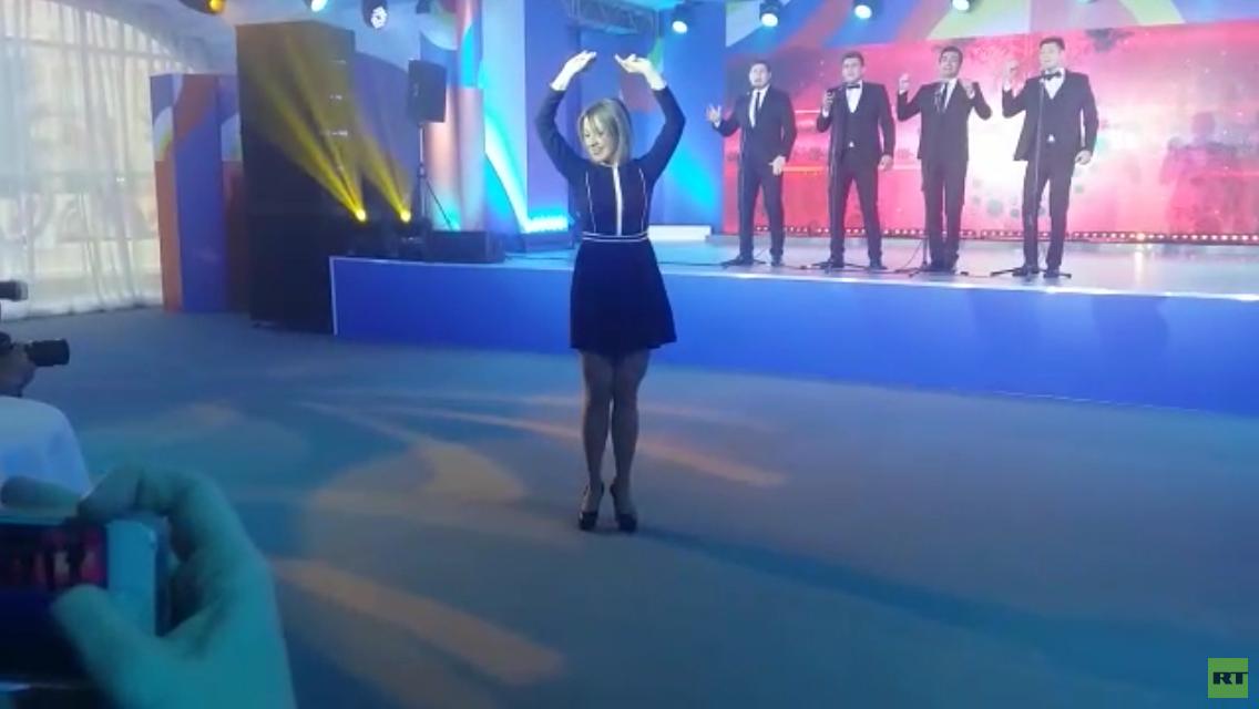 мария захарова видео выступления камеди клаб билеты