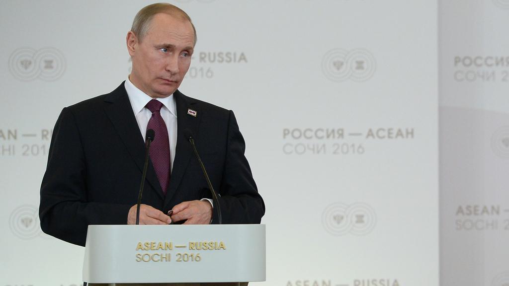 Владимир Путин о Курилах: Россия готова купить многое, но ничего не продаёт