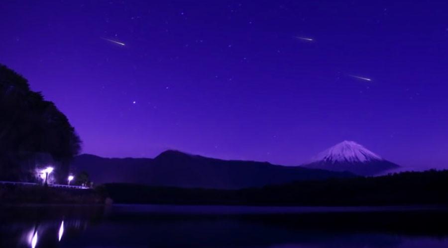 Открой меня по-новому: Олимпиада в Токио может стартовать под метеоритным дождём