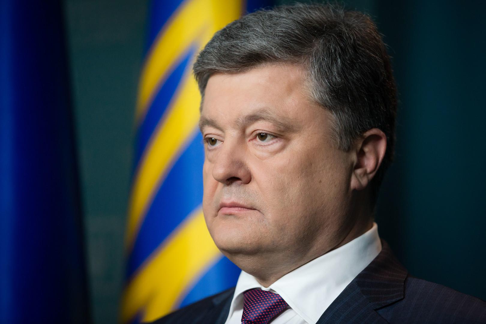 Пётр Порошенко увидел в победе Джамалы на Евровидении солидарность Европы с Украиной