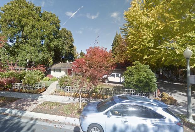 Планируемый к сносу дом, 1457 Гамильтон авеню, Пало-Альто
