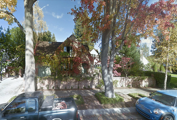 Планируемый к сносу дом, 1467 Гамильтон авеню, Пало-Альто
