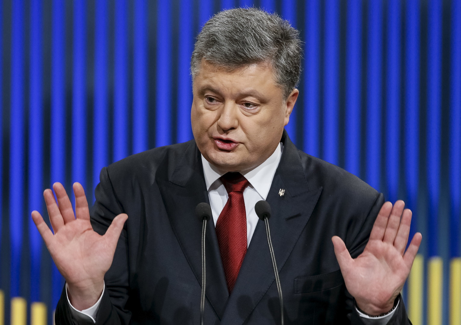 Растерял рейтинг, нарастил капиталы: два года президентства Порошенко