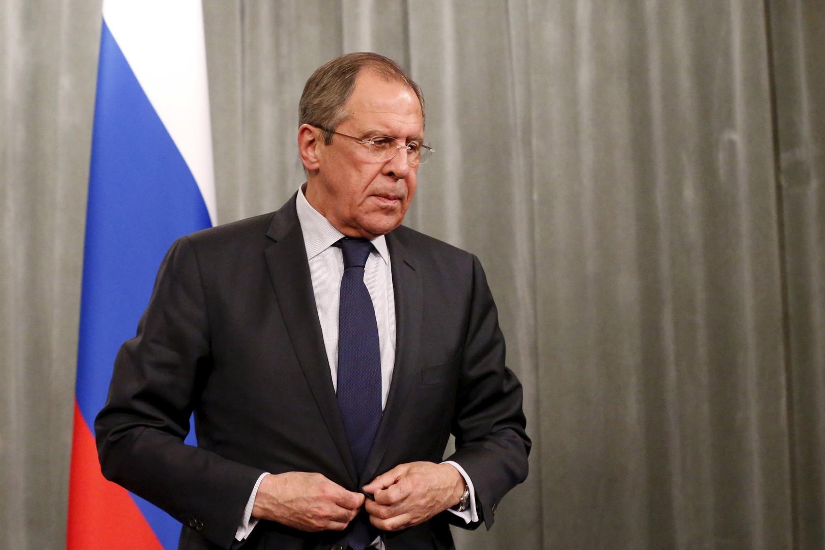 Сергей Лавров: Украинский кризис выявил зависимость европейцев от США