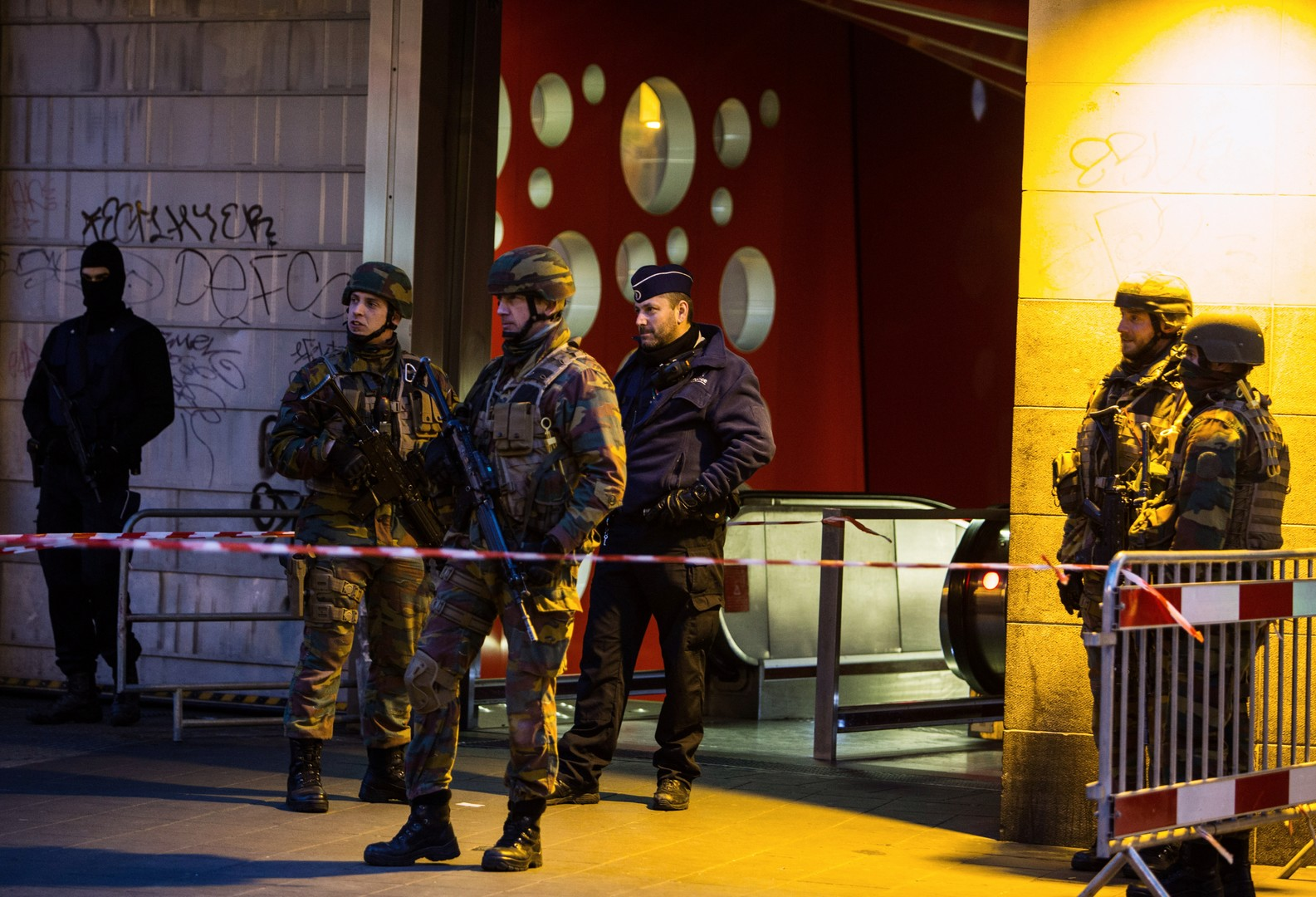 Ок, что дальше? В Дании открылась выставка, посвящённая террористам-«мученикам»